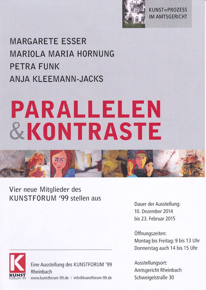 MARIOLA_Flyer_Kunstforum99_2
