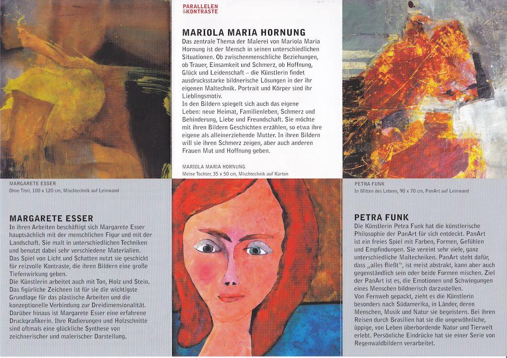 MARIOLA_Flyer_PARALLEREN_Kunstforum99