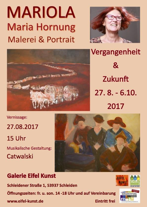 PLAKAT 1_Mariola Galerie Eifel Kunst
