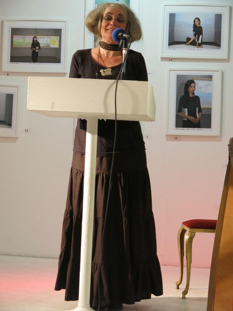 Marianne Aktionsart im Frauenmuseum Bonn