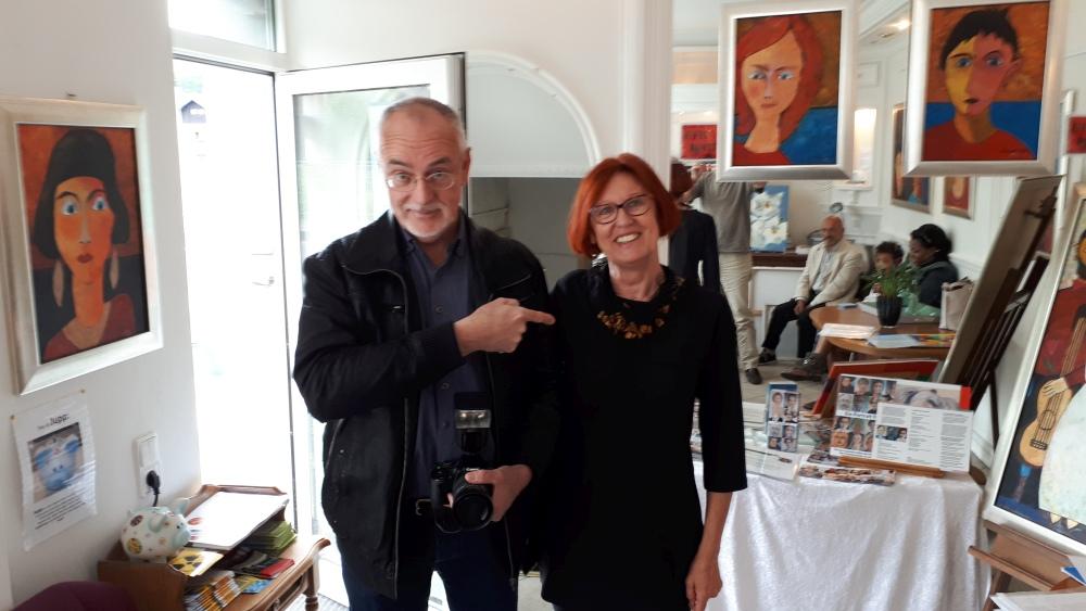 Galerie Eifel Kunst, in SchleidenI verkleinert
