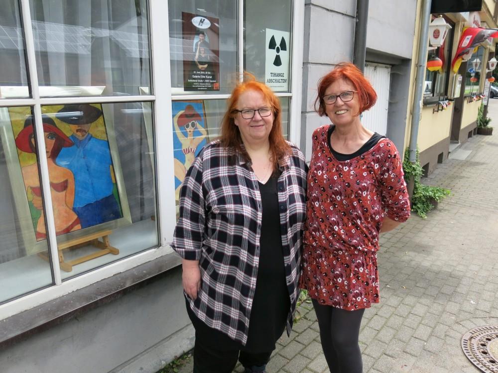 Galerie Eifel Kunst, in SchleidenIMG_8612-verkleinert